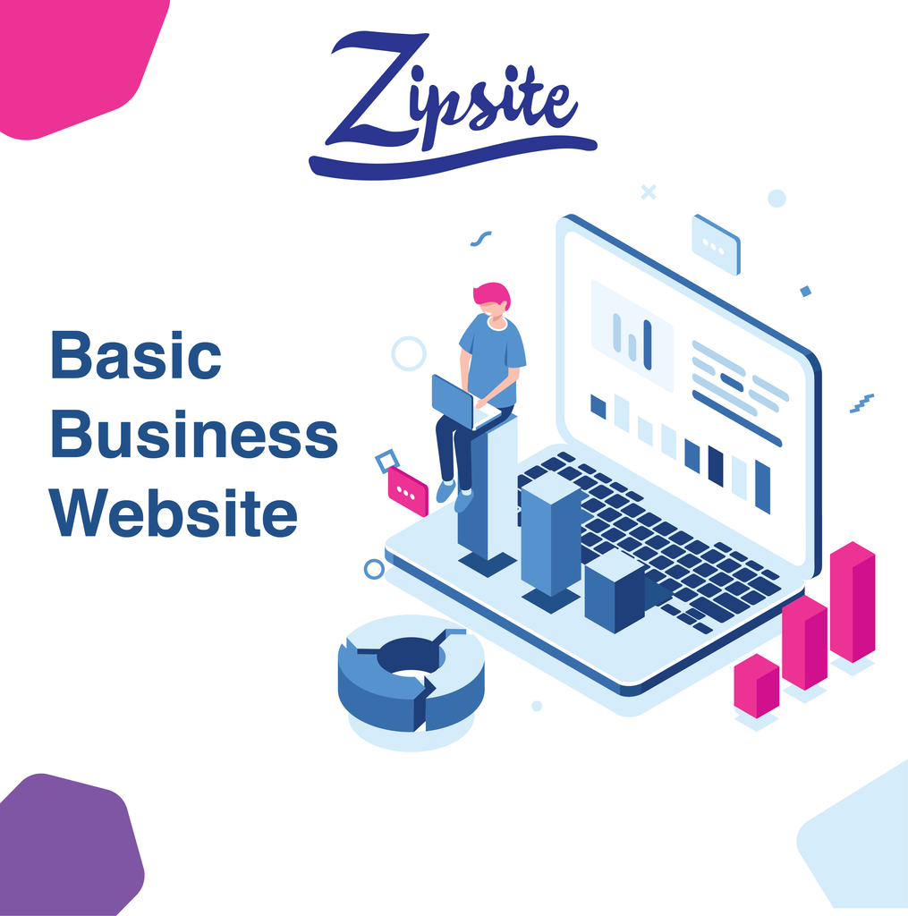 Basic Business Website - Zipsite