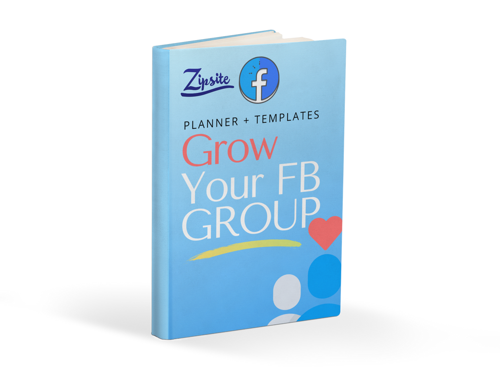 Grow your Facebook Group in 10 Days - Zipsite