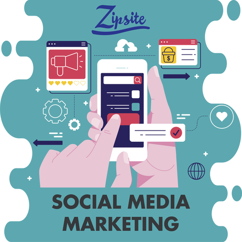 Social Media Advanced Marketing - Zipsite