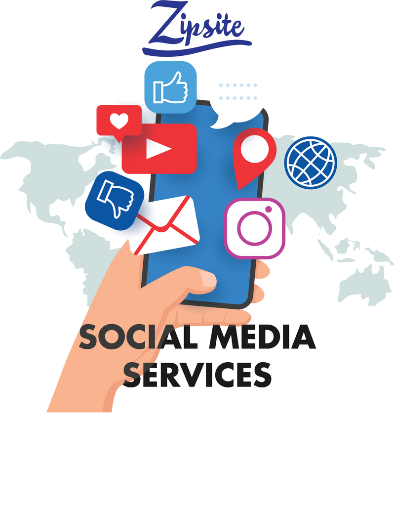 Social Media Services Local - Zipsite