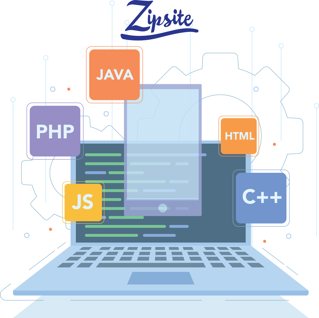 Advanced Web Development Package - Zipsite