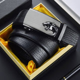 Men's Luxury Genuine Leather Casual Belt High Quality
