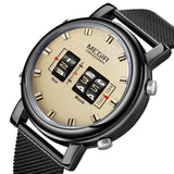 2020 New Luxury Men Military Sport Quartz Watch