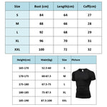 Summer Men T shirts Short Sleeve Quickly Dry