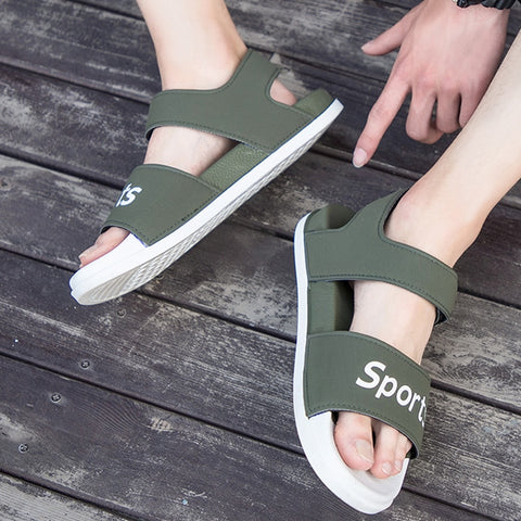 2020 Fashion Lightweight Comfortable Male Sandal High Quality