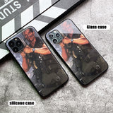 Arnold Schwarzenegger Commando 1985 Tempered Glass Case for iPhone 11 PRO MAX