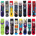 Novelty Funny Casual Fashion Cartoon Anime Socks