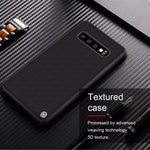 Textured Nylon Case for Samsung Galaxy S10/Plus Non-slip Thin and Light