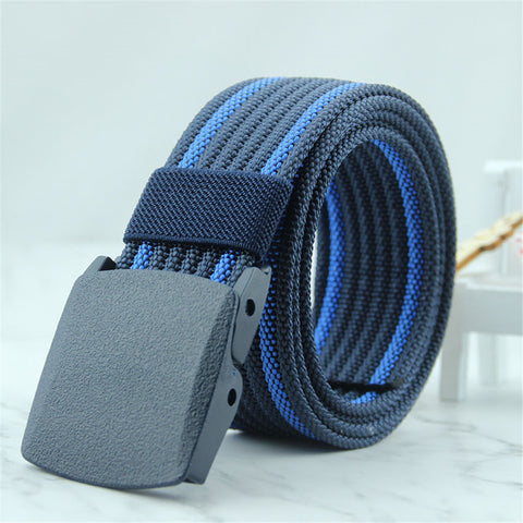 Durable Bouncy Canvas Belt for Men and Women