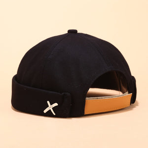 2020 Embroidery Letter Men Women Casual Skullcap Hat