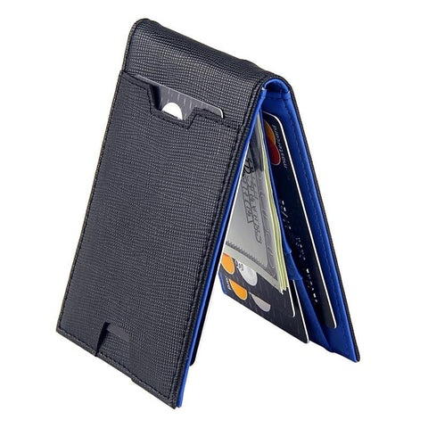 2020 Fashion Men Wallet Casual Multi card Position Ultra Thin