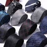 130 Styles Handmade Fashion Skinny Silk Neckties