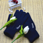 Fashion Touchscreen Glove Smartphone