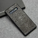 Natural Wood Attractive Design Shockproof Case For Samsung Galaxy S10 Plus S10e