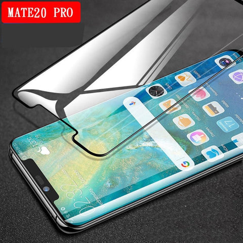 Huawei Mate 20 Pro Screen Protector Tempered Glass