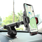 Car Phone Holder Adjustable For iPhone 8 X Samsung GPS Windshield