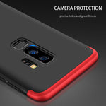Luxury 360 Degree Full Body Protection For Galaxy S9 S9 Plus