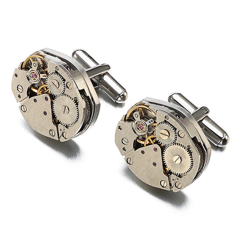 Steampunk Vintage Unique Cufflink