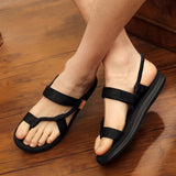 Roma Gladiator Leisure Men Sandals Summer Beach Breathable