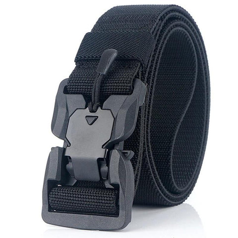 NEW Nylon Tactical Belt For Men