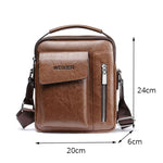 Brand High Quality Leather Shoulder Bag