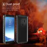 Waterproof Case Cover for Samsung S9 S9 Plus