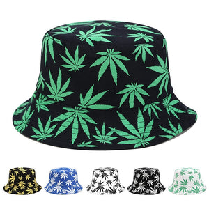 Outdoor Summer Casual Cotton Bucket Hat For Men Women