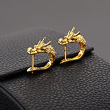 Punk Fashion Animal Dragon Viking Korean Stud Earring