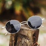 Vintage 2020 New Round Punk UV400 Sunglasses