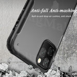 Shockproof Bumper Armor Phone Case for iPhone 11 Pro Max X XS XR XS Max