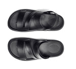 Summer Men's Sandals Outdoor PU Leather Hot Sale Breathable Light