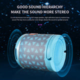Portable Bluetooth Small Speaker TWS Series FM Card