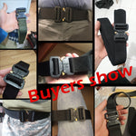 Nylon Survival Army Belt