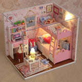 Furniture Kit Mini Dollhouse Toy for Children Gifts