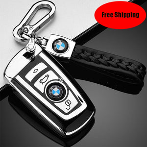 Car Key Case for BMW 520 525 f30 f10 F18 118i 320i 1 3 5 7 X3 X4 M3 M4 M5 E34 E90 E60 E36