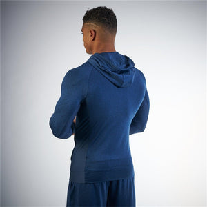 Zipper Hoody Fitness Sport Jacket Quick Dry