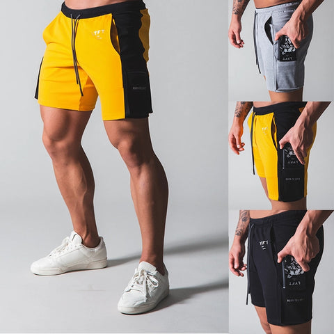 Hot 2020 Newest Fashion Style Cotton Summer Casual Men Shorts