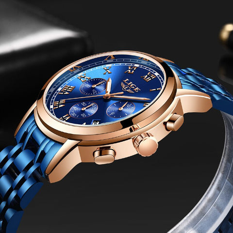 Fashion Luxury Sport Waterproof Men Watch