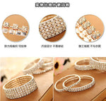 Cute Bling Rhinestone Chocker Collar