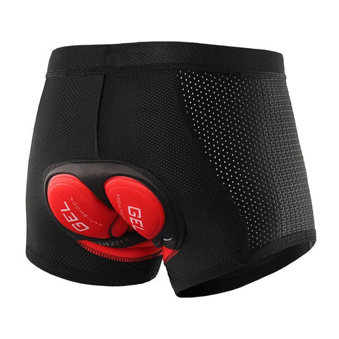 NEW 2020 Upgrade Cycling Underwear Pro 5D Gel Pad Shockproof