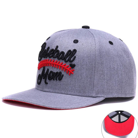 Original Semi Curved Snapback Caps