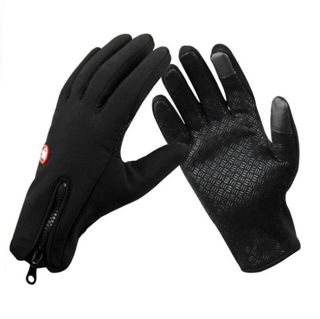 Windstopers Glove Anti Slip Windproof Thermal Warm Touchscreen Design