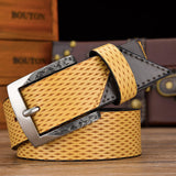 New Design Luxury Fashion Leisure Business Casual Belt