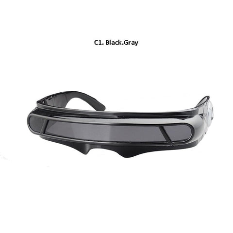 X Man Laser Cyclops Polarized UV400 Sunglasses