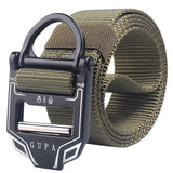 New Military Adjustable Multifunctional Nylon Belt High-quality Alloy Buckle