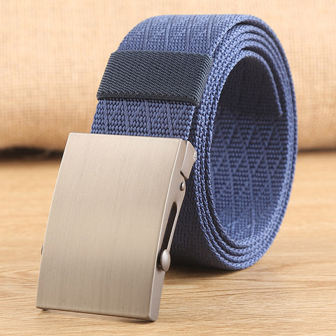 High Quality Military Canvas Belt for Man