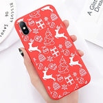 Christmas Tree Phone Case For iPhone XS Max X XR 8 Plus
