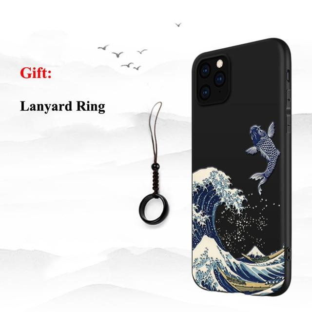 3D Art Case For iPhone 11 Pro Max