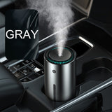 300ml Alloy Air Humidifier Aroma Essential Oil Diffuser for Home Office