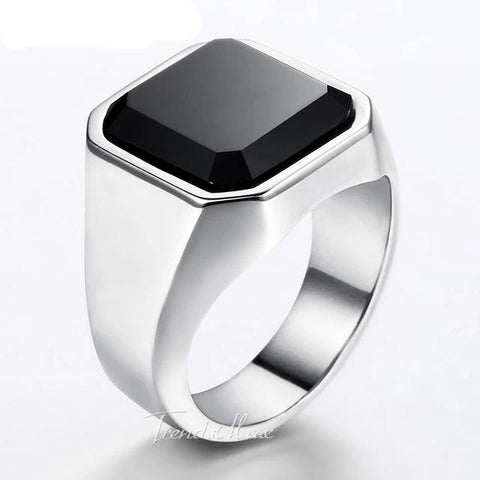 New Fashion Hip Hop Ring For Men